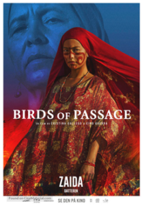 Movie poster for Birds of Passage