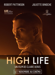 Movie poster for High Life