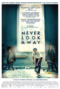 Movie poster for Never Look Away