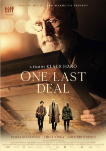 Movie post for One Last Deal