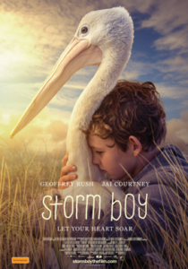 Movie poster for Storm Boy