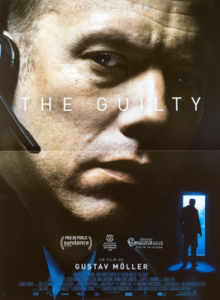 Movie poster for The Guilty