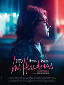 Movie poster for The Hieresses
