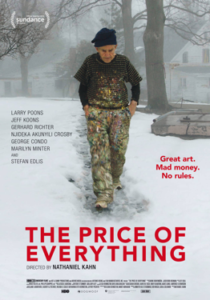 Movie poster for The Price of Everything